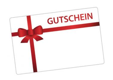 50 € - Gutschein