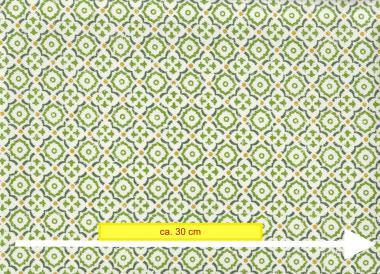 Mosaik grün